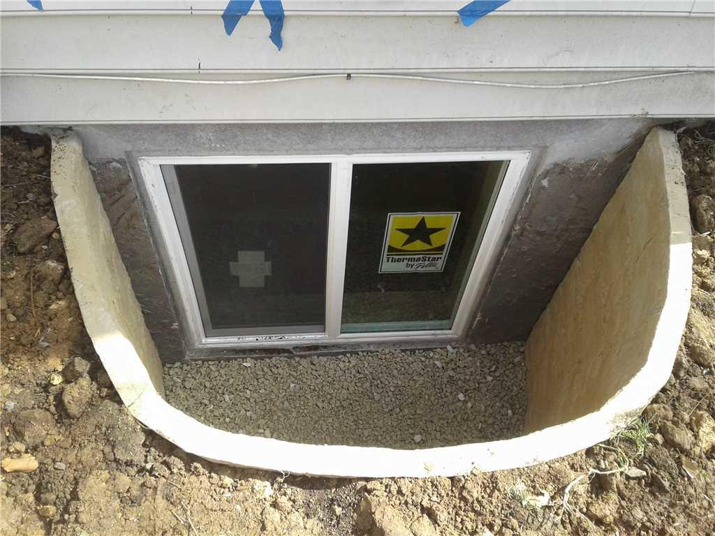 Egress Window Installation in Birdsboro, PA - After Photo