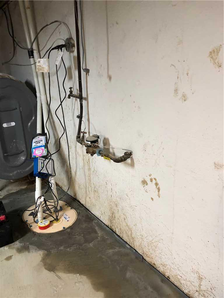 Sump Pump Installation in Pequea, Pa - After Photo