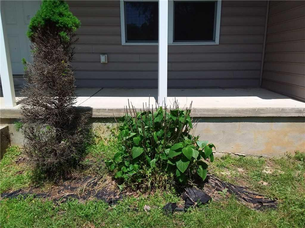 Sinking Concrete Porch in Gordonville, PA - After Photo