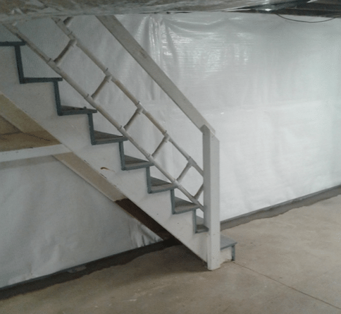 Basement Waterproofing in Manheim, PA - After Photo