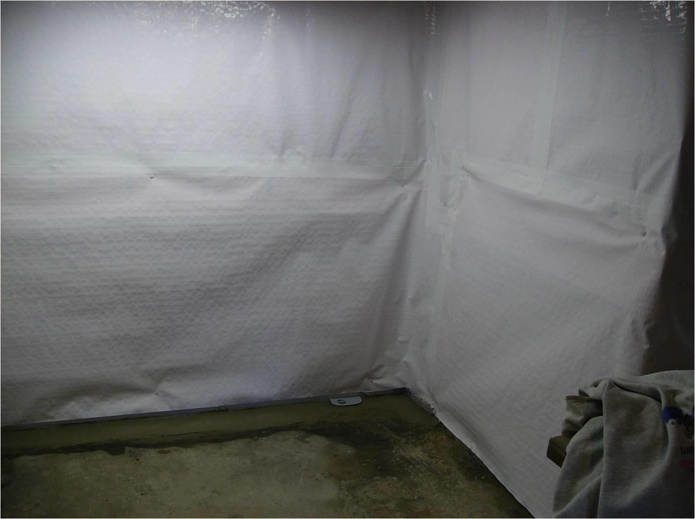 Cleanspace and Waterguard Installation - After Photo