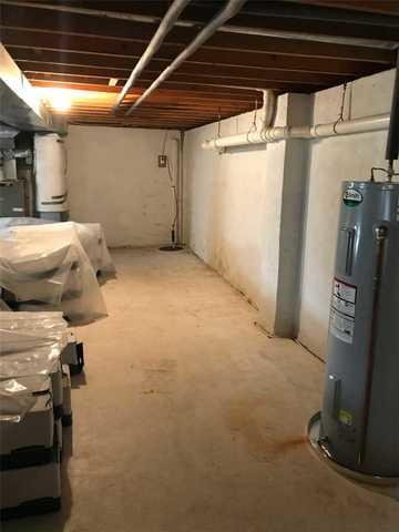 Media, PA Home Deals with Wet Basement