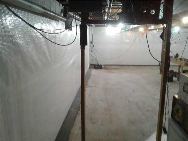 Continuous Basement Flooding in Kennett Square, PA - After Photo
