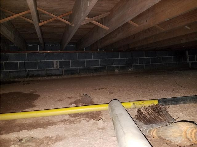Damp Crawlspace Waterproofed in Lansdale, PA