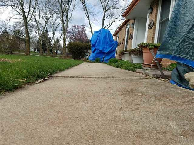 Uneven Concrete Walkway in Collegeville, PA