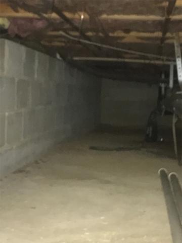 Wet Crawl Space in Hopewell, NJ