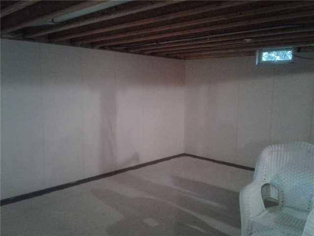 Wet Basement in Collegeville, PA