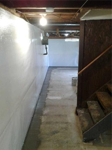 Wet Basement in Phoenixville, PA