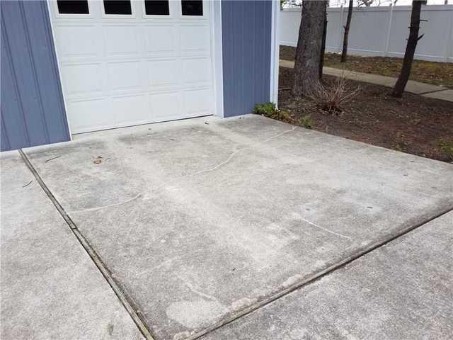 Sinking Concrete Driveway in Langhorne, PA