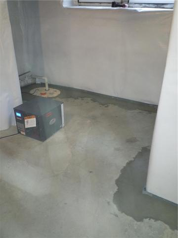 Water Leakage in Philadelphia, PA Basement