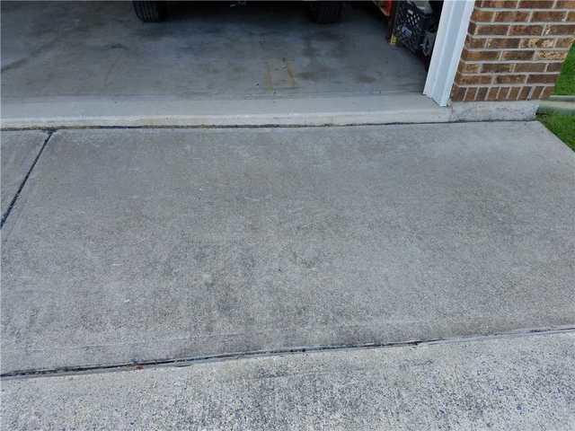 Sinking Concrete Driveway in Danielsville, PA