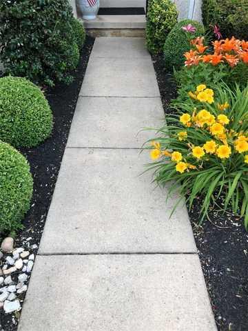 Uneven Walkway in Warrington, Pa