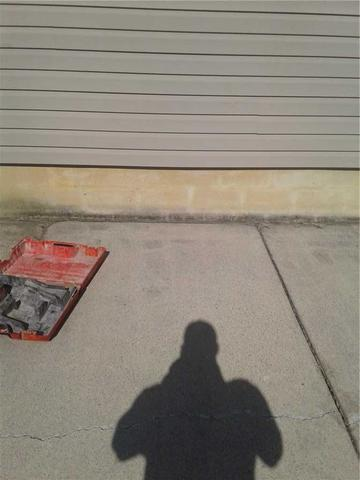 Sinking Concrete Repair in Chadds Ford, PA