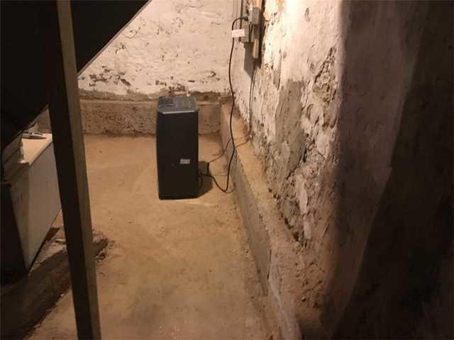 Basement Waterproofing in Pipersville, PA