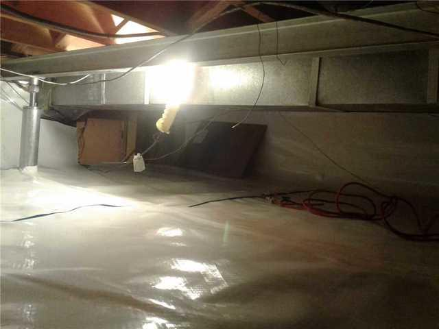 Crawl Space Repair in Mont Clare, PA