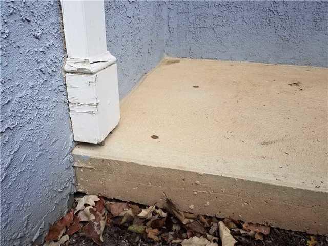 Concrete Porch Repair in Titusville, NJ