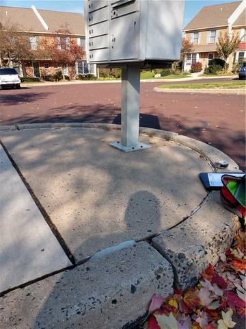 Concrete Repair in Solebury, PA