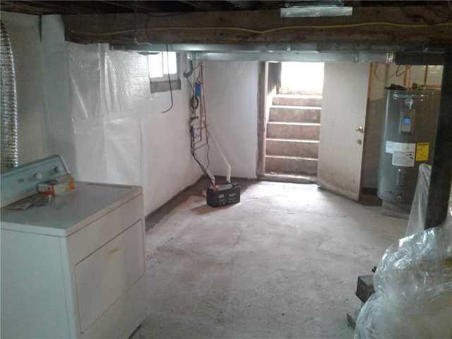 Basement Waterproofing in Phoenixville, Pa