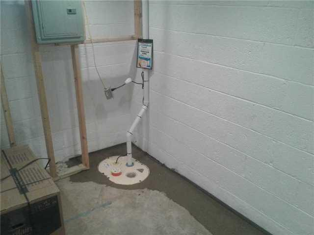 Sump Pump Replacement in Dublin, PA