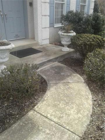 Concrete Repair in Temple, PA