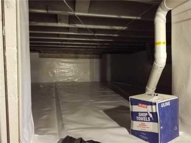 Crawl Space Encapsulation in Gap, PA