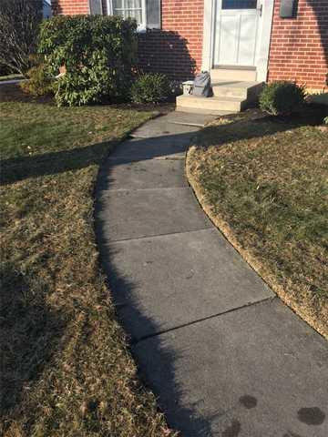 Concrete Walkway Repair in Cochranville, Pa