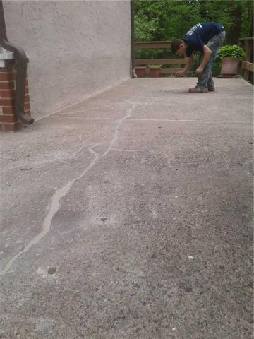 Concrete Repair in Bangor, PA