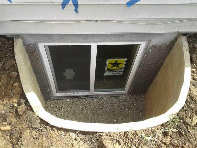 Egress Window Installation in Birdsboro, Pa