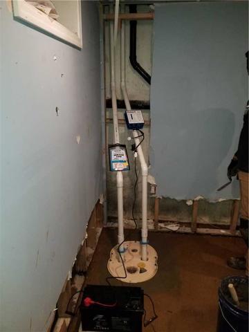 Basement Waterproofing in Bridgeport, PA
