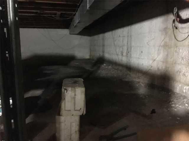 CrawlSpace Repair in Manheim, Pa
