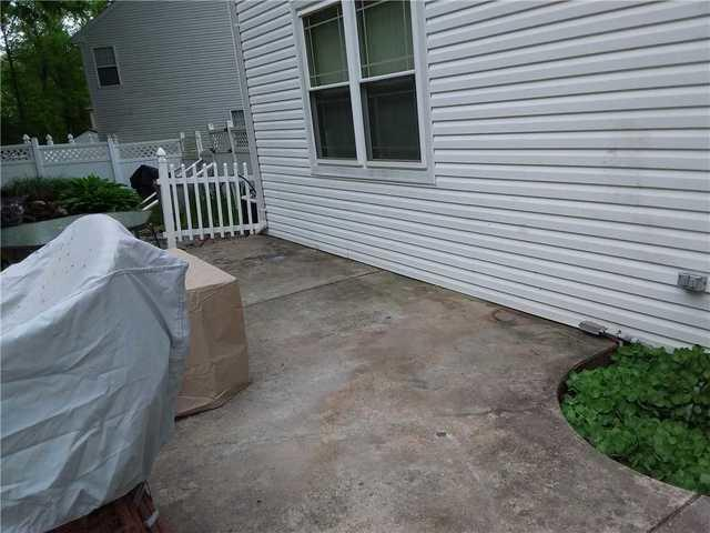 Concrete Patio Leveling in East Petersburg, PA