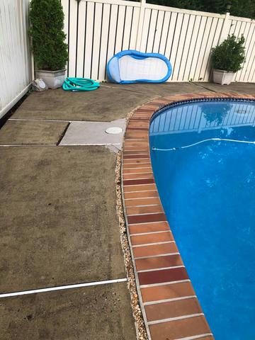 Concrete Pool Deck Leveling in Feasterville-Trevose, Pa