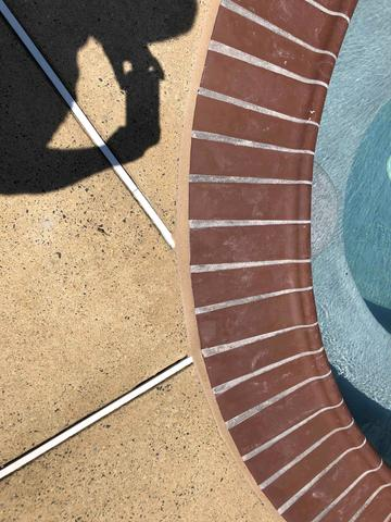 Sinking Pool Deck in Nottingham, PA - After Photo