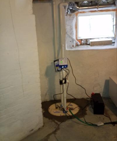 Sump Pump Replacement in Kempton, PA