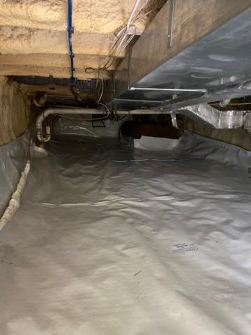 Crawl Space Repair in Wyncote, PA