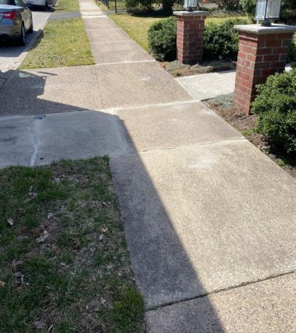 Sidewalk Repair in Columbia, PA