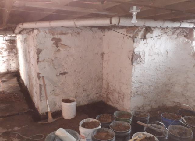 Old Basement Repair in Lincoln University, PA