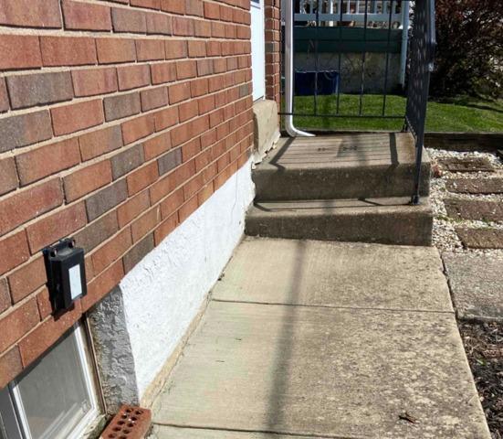 Sunken Steps in Swedesboro, PA