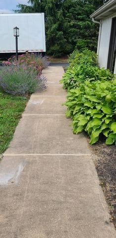 Concrete Leveling Job in Lancaster, PA