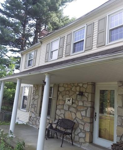 Gutter Shutter System installed in Plymouth Meeting, PA