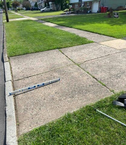Driveway Lift & Level in Warminster, PA