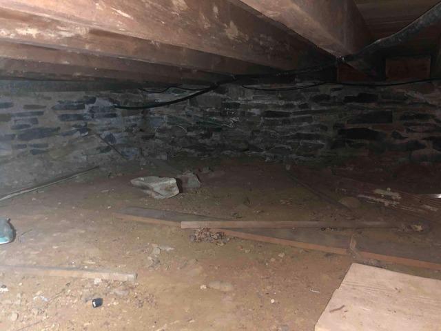 Crawl Space in Philadelphia, PA