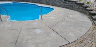 Sharon Hill, PA Pool Deck Repair