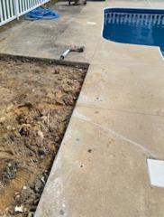 Pool Deck Repair in Williamstown, NJ