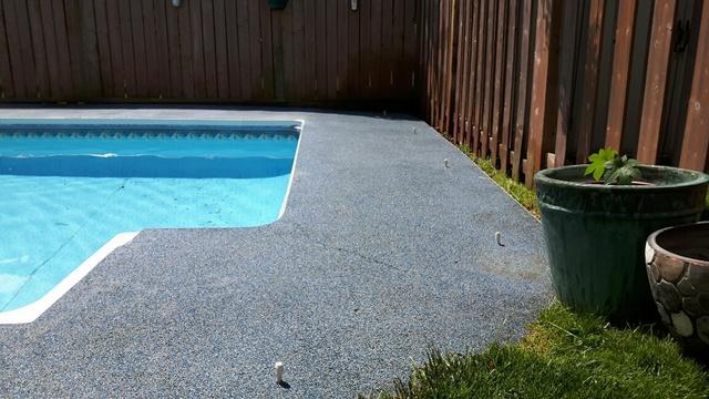 Pool Deck Lift in Pickering, ON