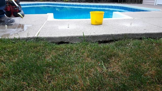 Pool Deck Polylevel® Injection in Waterloo, ON