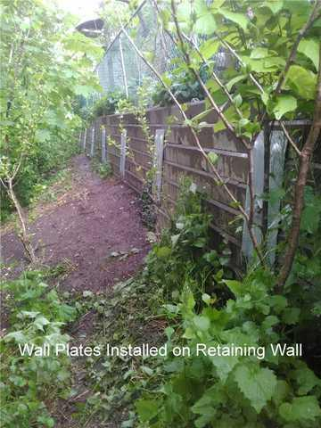Retaining Wall Stabilization, Mississauga, ON