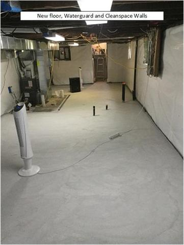 Waterproofing a Future Business Space in Toronto, ON