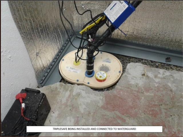 Full Waterproofing System for a Home in Toronto, ON