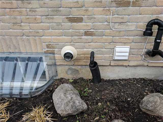 Updating Sump Pump and IceGuard® Installation in Collingwood, ON